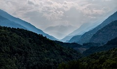 Alta Valle (erripollo) Tags: summer italy cloud olympus ngc mountain landscape valsusa