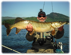 Loch Lomond Pike (Nicolas Valentin) Tags: glen pike kayak loch landscape lochlomond light lomond lake fishing fish freedom kayakfishing kayakscotland kayaking kayakfishingscotland kayakpike