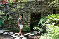 2017 SPM1676 Sam Duarte at Jardim Tropical Monte Palace (Monte Palace Tropical Garden) in Madeira, Portugal (teckman) Tags: 2017 botanicalgardens funchal jardimtropicalmontepalace madeira portugal samuelduarte pt