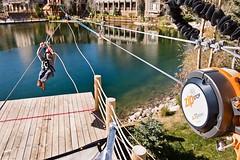 #zipline braking system: #zipSTOP self-regulating zipwire brake #zipline #zipwire #zipstop http://j.mp/2qrzKE0 (Skywalker Adventure Builders) Tags: high ropes course zipline zipwire construction design klimpark klimbos hochseilgarten waldseilpark skywalker