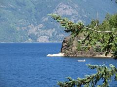 Point of land (jamica1) Tags: kootenay lake bc british columbia canada