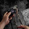 Arrrrr (ByHansen) Tags: symbolism camera wrench lens strobist