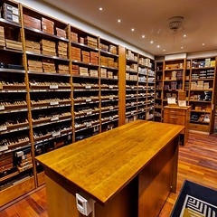 "Pfeifen Huber - Munich #Germany. This place is a must-visit if you're in the area. On top of amazing customer service, they have a great selection of both Cuban & non-Cuban cigars, pipes and tobacco. And they have a nice little selection of whiskey & rum, (cigarsnearme) Tags: pfeifen huber munich germany this place is mustvisit if you're area on top amazing customer service they have great selection both cuban noncuban cigars pipes tobacco and nice little whiskey rum which was surprise look for 6'4"" white haired gentleman his name yenz he will make sure taken care of"
