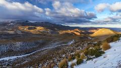 Primeras luces a los pies del Taapaca (Andres Puiggros) Tags: d500 arica chile landscape nature nieve nikon snow travel taapaca volcano alto putre sunrise