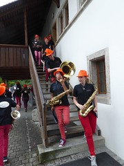 Jugendmusiktag Küttigen 2017