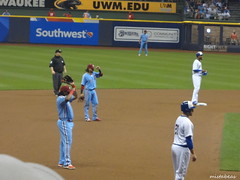 Take A Quick Break (mistabeas2012) Tags: major league baseball