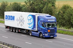 Dixon 19th July 2017 (asdofdsa) Tags: transport haulage hgv m18 motorway truck lorry