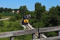 IAIS CBBI, Atlantic, IA (chief_huddleston) Tags: train railroad 514 511 700