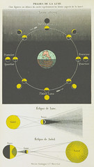 Moon Phases 2 (sjrankin) Tags: 20july2017 edited library britishlibrary illustration historic astronomy phases moonphases diagram french