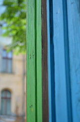 (diletta111) Tags: kreutzberg berlino colors green blue finestre windows city