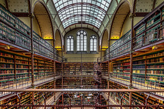 The Library (mcalma68) Tags: library museum architecture interior rijksmuseum amsterdam