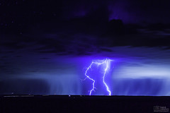 Blue moves (Dave Arnold Photo) Tags: nm nmex newmex newmexico albuquerque abq laguna mesa west lightning lightening desert storm stormy thunderstorm thunder image pic us usa picture severe photo photograph photography photographer davearnold davearnoldphotocom night scenic cloud rural party summer badweather top wet daylight canon 5d mkiii 24105mm huge big valenciacounty bernallilocounty landscape nature monsoon outdoor weather rain rayos cloudy sky cloudburst raincolumn rainshaft season mountains southwest monsoons strike bernalillo county