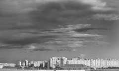 the hinterlands of metropolis (Stewart485) Tags: architectureandbuildings evocative lifestyle places russia stpetersburg things vaguelyarty impression metropolis