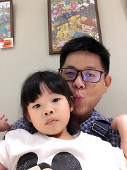 20170723 (violin6918) Tags: violin6918 taiwan hsinchu apple iphoto7plus i7 mobile cute lovely littlebaby angel children child pretty princess baby portrait kid daughter girl family shiuan me