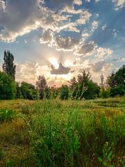2017 colors landsape summer sunlight sun sunset... (Photo: Unicorn.mod on Flickr)