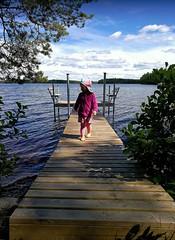 catwalk (Susanna Valkeinen) Tags: summer finland