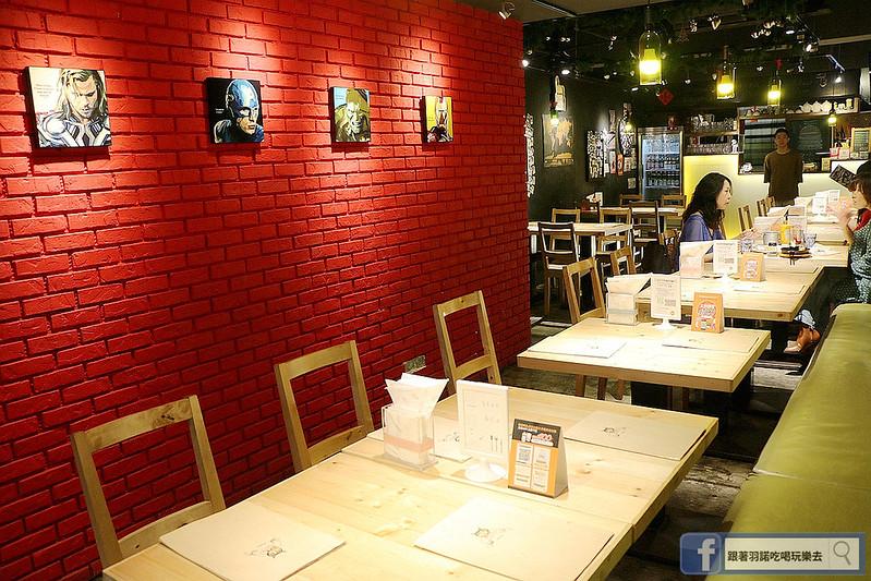 東區史丹貓美式餐廳漢堡02