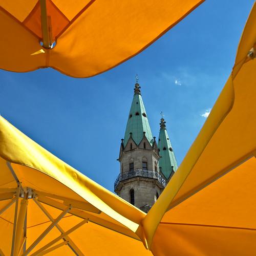 church spires