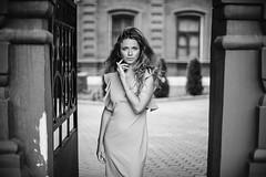 SOK_8653 (KirillSokolov) Tags: nikond3s nikkor5014g ivanovo girl portrait russia kirillsokolov bw чб девушка портрет иваново никон 50мм кириллсоколов