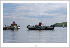 Loch Riddon Arriving (flatfoot471) Tags: 2015 ayrshire caledonianmacbrayne calmac cumbraes ferries firthofclyde landscape largs lochriddon merchant normal paddlesteamer pier pswaverley scotland ships summer unitedkingdom