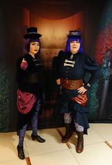 2017 Disneyland 15 (artvixn) Tags: disney 2017 foolishmortals hauntedmansion premiere redlion documentary gracey attractionista