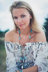 Natural Beauty (jpben photography) Tags: boho beach ibiza forrest model portait beauty outside girl woman adult cute gorgeous sexy stunning blonde nikond800 sigma50mmf14art overcast nd
