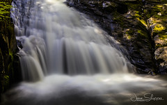 Lower  Rhaeadr Ewynnol (JDS-photo) Tags: swallowfalls snowdonia water 10stop longexposure landscapephotography wales snowdonianationalpark betwsycoed waterfall landscape northwales lightroom canoneos6d canonef24105mmf4lusm