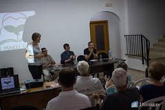 Presentació Amics de Martí Gadea a Balones