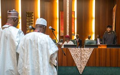 1. Ag. President swears in new ministers during FEC of 26th July1
