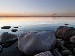 Beauty of summer evening (Jarno Nurminen) Tags: gndr nisi filter finland balticsea rocks archipelago porvoo rönnskär onas olympusinspired olympus