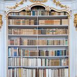 Regal in der Kloster Bibliothek zu Admont thumbnail