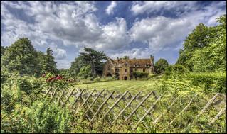 Stoneleigh Abbey Gatehouse