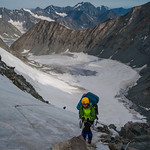 Ascending the Delone Pass thumbnail