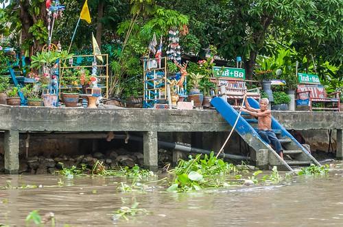 marché flottant amphawa - thailande 30