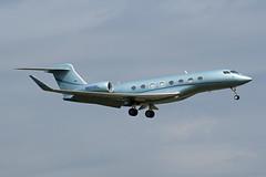 Bank of Utah Trustee   Gulfstream G650   N650GL (Globespotter) Tags: parisle bourget bank utah trustee gulfstream g650 n650gl