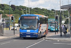 Stagecoach KX58NCN, 03/07/17. (MKT Transport Photography) Tags: coach uk bus british beds bedfordshire united counties cambus