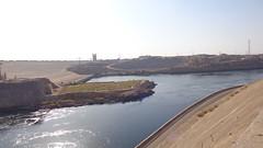 Aswan High Dam (Rckr88) Tags: aswan high dam aswanhighdam egypt africa travel travelling water river rivers nile nileriver nileriverupperegypt thenileriver upperegypt upper nubia wall walls damwall dams lake lakes lakenasser nasser