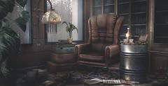 Home Decor: Executive (Blanche Foxclaw) Tags: tagtmd deathrowdesigns themen'sdepartment