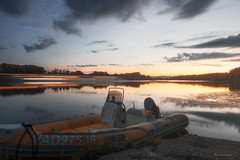 Sunset (Stéphane Sélo Photographies) Tags: france lyon pentax pentaxk3ii saône ain blending coucherdesoleil eau fleuve glace ice landscape paysage river rivière sunset water