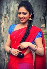 Indian Actress Haripriya Hot Sexy Images Set-2  (43)