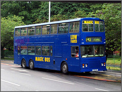 PICT12864 (PS_Bus_Driver) Tags: stagecoachmanchester 13518 c158hba leylandolympian triaxle alexanderrtype magicbus