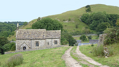 20170716 Wlk frm Brassington_0036 Ballidon~All Saints Church~SK 20388 54453 (paul_slp5252) Tags: derbyshire ballidon allsaintschurch sk2038854453