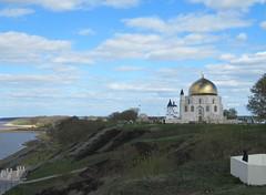 The memorial in honor of the conversion of the Volga Bulgarians to Islam in 922. Памятный знак в честь официального принятия ислама волжскими булгарами в 922 г. 2 (leraorsi70) Tags: булгар bolghar bulgar
