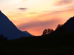 Grundlsee P1090355 (martinfritzlar) Tags: grundlsee ausseerland salzkammergut steiermark österreich alpen berg sonnenuntergang styria austria alps mountain sunset