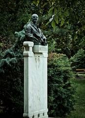 Anton Bruckner (Mount Fuji Man) Tags: antonbruckner stadtpark composer vienna austria memorial monument sculpture