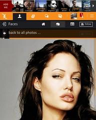 Angelina Jolie portrait ... :: #angelinajolie #beautifulwoman #woman #fulllips #facefeatures #brownhairedwoman #blueeyes #portrait (xuniting1) Tags: facefeatures brownhairedwoman beautifulwoman portrait blueeyes woman angelinajolie fulllips