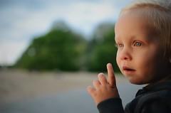 ~ (7thound) Tags: eyes parenting childhood shallowdepthoffield bokeh naturallight windy enfant toddler child hand photoreleased upnorth northernmichigan summer michigan beach blond gaze sleepy tired sunset portrait boy