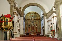 Colonial church built in 1748. Copala, Sinaloa, Mexico. (cbrozek21) Tags: copala church colonialchurch interior mexico sinaloa oldchurch mexicanchurch altar pentaxart