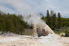 Giant Geyser (repete7) Tags: yellowstonenationalpark wyoming usa giantgeyser uppergeyserbasin canon6d canon24105l
