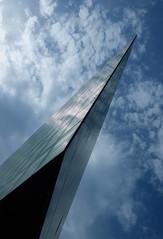 Immeuble Le Carat (Laetitia de Lyon) Tags: fujifilmxt10 lyon perspective building lecarat immeuble